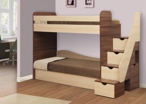 Кровать двухъярусная Адель 3