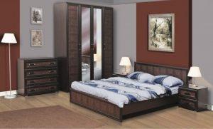 Модульная спальня Волжанка