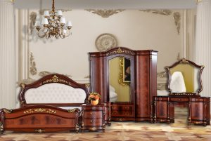 Классическая спальня Касандра