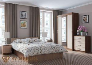 Модульная спальня Эдем-5