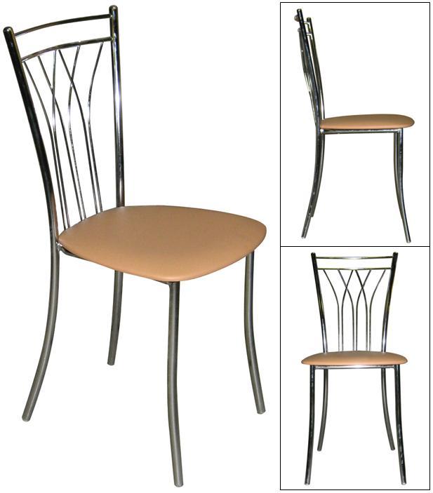 стулья на металокаркассе