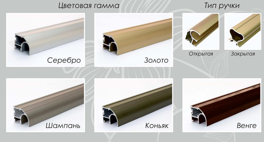 Шкаф-купе ШИРИНА 1000