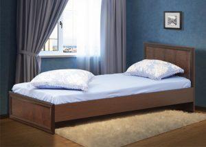 Кровать Волжанка 900