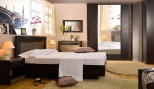 Модульная спальня Модена
