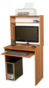 Стол для компьютера Калибри с надставкой