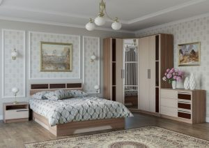 Модульная спальня Эдем-2