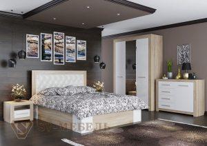 Модульная спальня Лагуна-6
