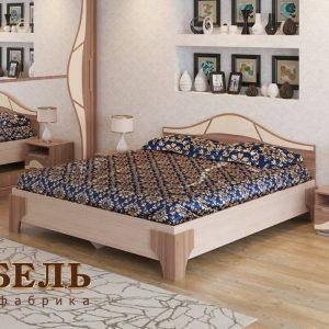 Модульная спальня Лагуна 5 Кровать