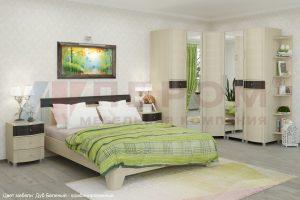 Модульная спальня Дольче Нотте
