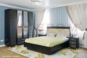 Модульная спальня Камелия 1 ВЕ