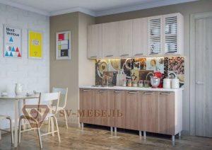 Модульная кухня Карамель