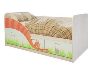 Кровать детская Минима Сказка
