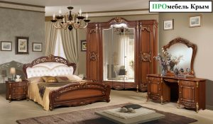 Классическая спальня Беатрис