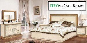 Классическая спальня Николь 6Д