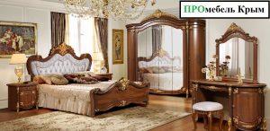 Классическая спальня Элиана