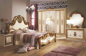 Классическая спальня Анита