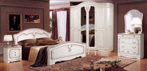 Классическая спальня Валерия 40