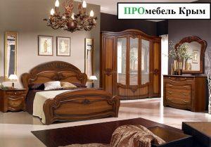 Классическая спальня Джамиля