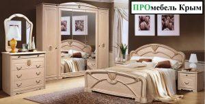 Классическая спальня София