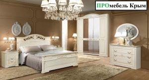 Классическая спальня Рамина