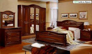 Классическая спальня Сорренто