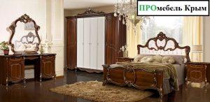 Классическая спальня Лорена