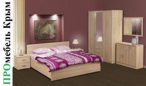 Модульная спальня Фриз-2