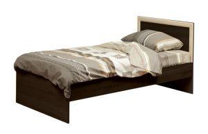 Кровать (ширина 900) с настилом Фриз-2