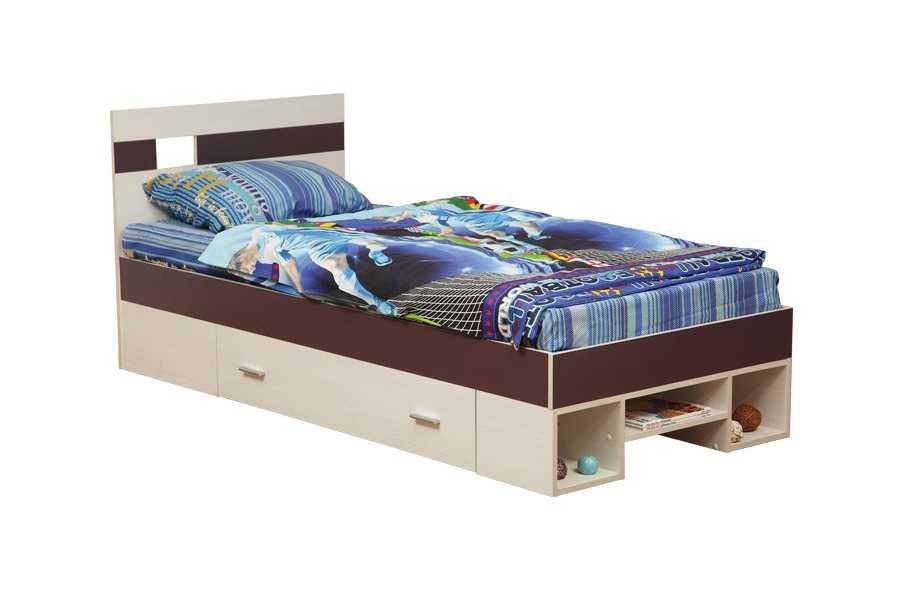Кровать (ширина 900) Некст