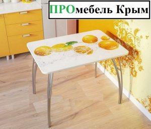 Обеденный стол с фотопечатью
