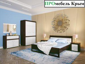 Модульная спальня Камила