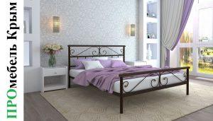 Кровать Эсмеральда Plus / Эсмеральда Plus мягкая