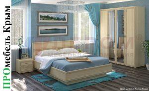 Модульная спальня Карина 1 композиция